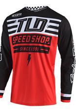 Troy Lee Designs Troy Lee GP Air Bolt Jersey Red