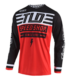 Troy Lee Designs Troy Lee GP Air Bolt Jersey Red