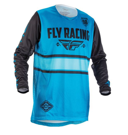Fly Racing Fly Kinetic Era Jersey Blue/Black
