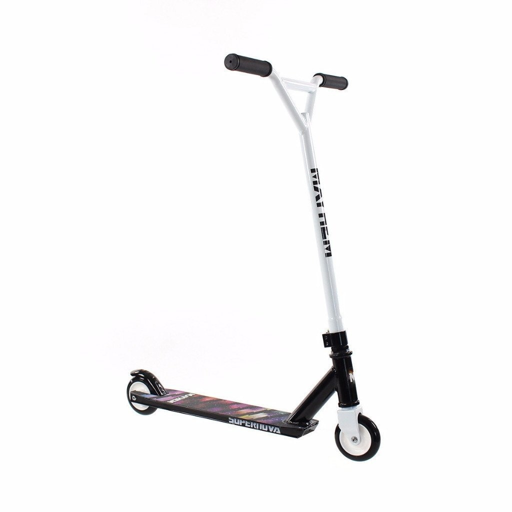 The Mayhem Co. Mayhem Supernova Scooter White