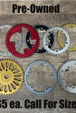 Used Gears/Chainrings/Sprockets