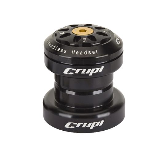 Crupi Crupi Headset Cups Black 1''