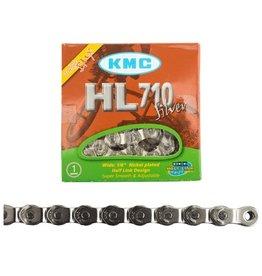 "KMC KMC HL710 Half-Link Chain 1/8""  Silver"