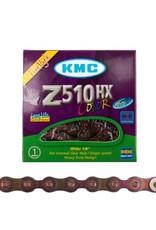 KMC Kmc Chain Z510HX Jet Fuel 1/2 x 1/8