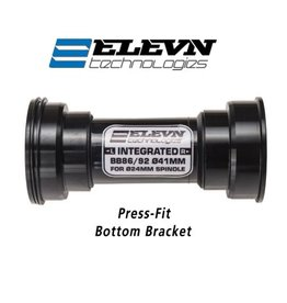 Elevn Technologies Elevn BB86-92 24mm Black Press Fit