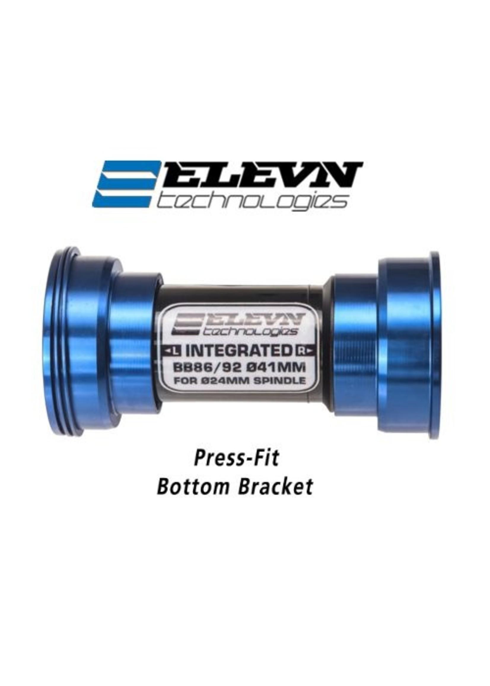 Elevn Technologies Elevn Technologies  BB86-92 24mm Blue Press Fit