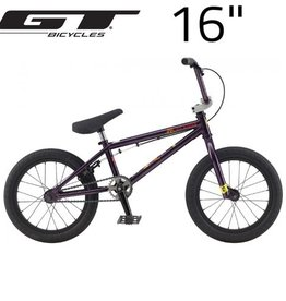 GT Bicycles GT Performer Lil 16'' Purple