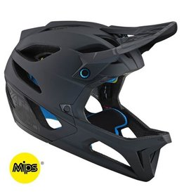 Troy Lee Designs Troy Lee Stage Mips Helmet Stealth Black