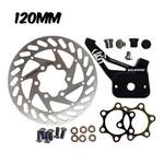 Elevn Technologies Elevn RSP 4.0 Disc 120mm Brake Kit