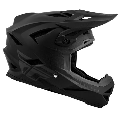 Fly Racing 2019 Fly Default Helmet Matte Black/Grey