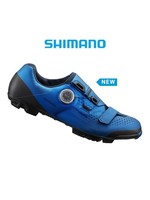 Shimano Shimano SH-XC501 Bicycles Shoes Blue