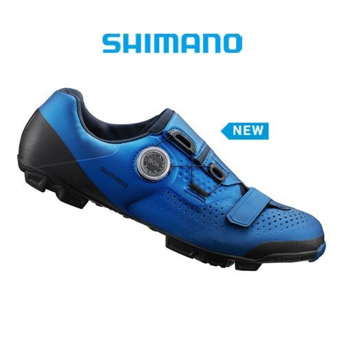 Shimano Shimano SH-XC501 Bicycles Shoes Blue
