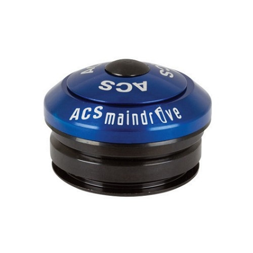 "ACS ACS Maindrive Integrated Step Down  Headset Blue  1"" to 1.1/8"""