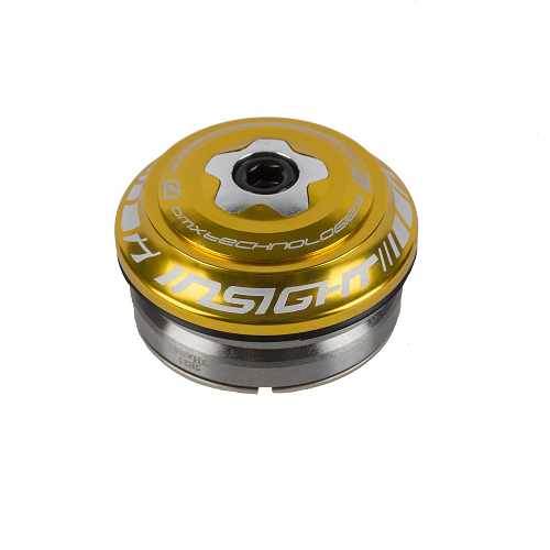 Insight Insight Integrated Headset 1-1/8'' Gold