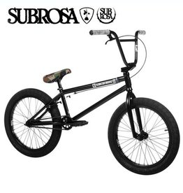 2020 Subrosa Tiro XL 21'' Matte Black