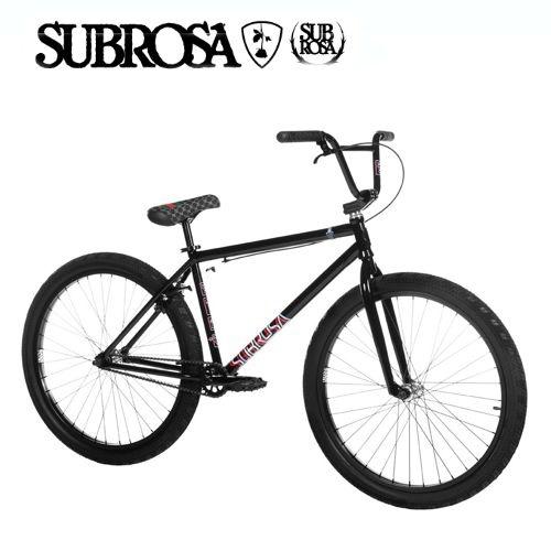 2020 Subrosa Salvador 26'' Gloss Black