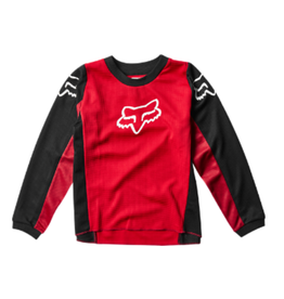 Fox Fox 180 Prix Jersey Red Kids