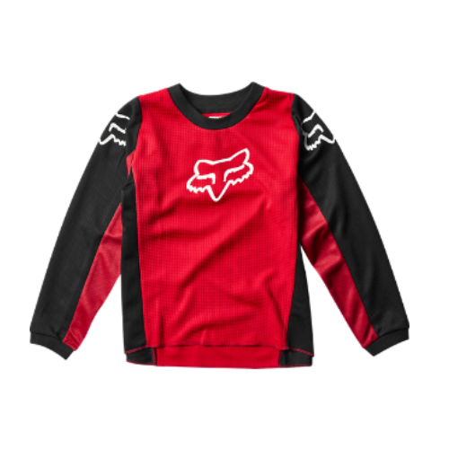 Fox Fox 180 Prix Jersey Red Kids