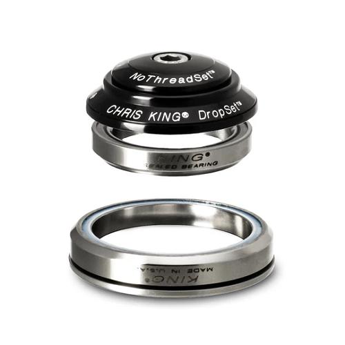 Chris King Chris King DropSet 2 Tapered Integrated Headset Black