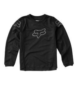 Fox Fox 180 Prix Jersey Black/Black Kids