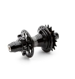 GT Bicycles 2020 GT Speed Series Pro Race Disc Rear Hub Black