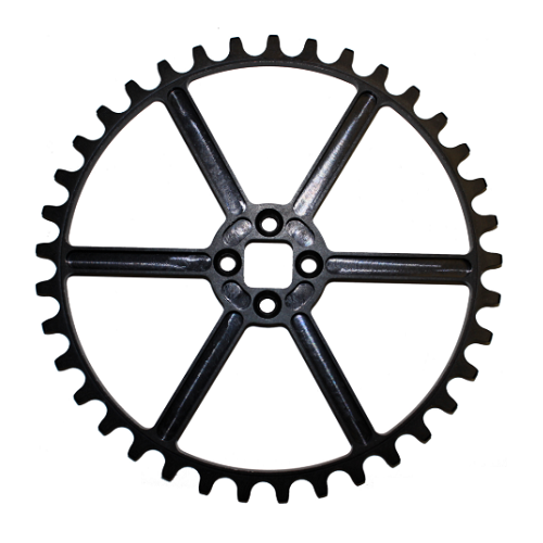 Rennen Design Group Rennen RayceLite Gear Black