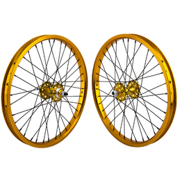 SE BIKES SE Racing 20x1.75 Wheelset Gold