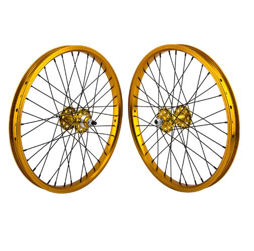 SE BIKES SE Racing 20x1.75 Wheelset Gold