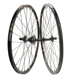 Crupi Crupi Mini Wheelset 20x1.1/8 Black