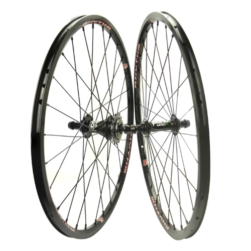 Crupi Crupi Mini Wheelset 20x1.1/8 Black