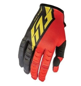 Fly Racing Fly Kinetic Glove Red/Black/Ylw