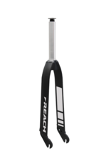 Yess Yess Tapered 20'' Fork 1-1/8 Black