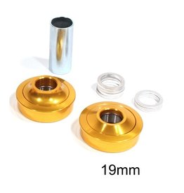 Profile Racing Profile Bottom Bracket 19mm American Gold