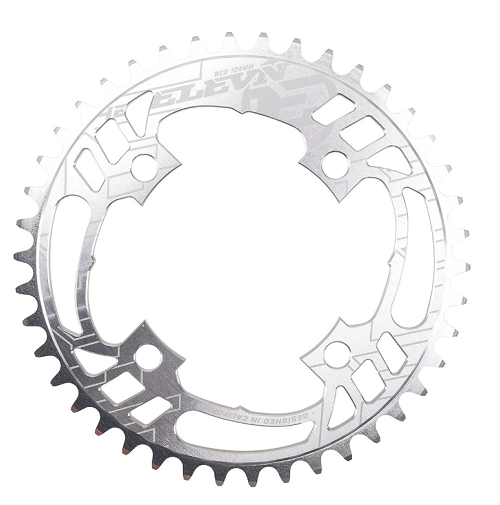 Elevn Technologies Elevn 4-Bolt Flow Chainring