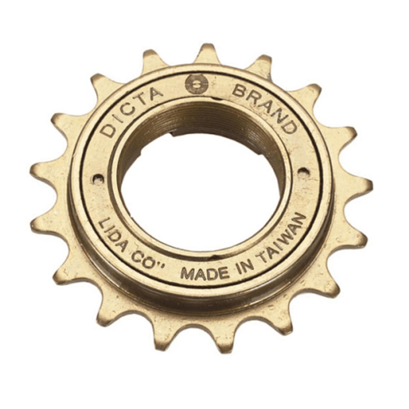 Dicta Dicta Freewheel 3/32'' Chrome
