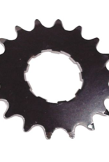 "Redline Redline Steel Cassette Cog 3/32"" x 17T Single Chrome"