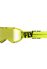 Fly Racing 2019 Fly Goggle Zone Yellow/Gold Mirror
