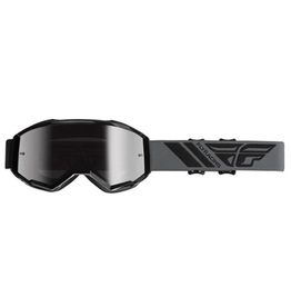 Fly Racing 2019 Fly Goggle Zone Black/Silver Mirror