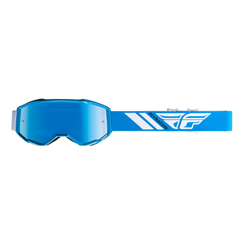 Fly Racing 2019 Fly Goggle Zone Blue Mirror