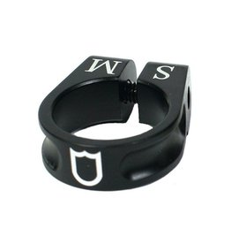 S&M S&M XLT Seat Clamp Black