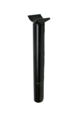 Position One Pivotal Alloy Seat Post 25.4x250mm Black
