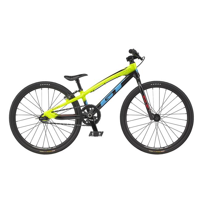 GT Bicycles 2021 GT Speed Series Micro Neon Yellow Race Bike