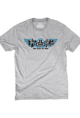SE BIKES SE Group Ride Tee Grey