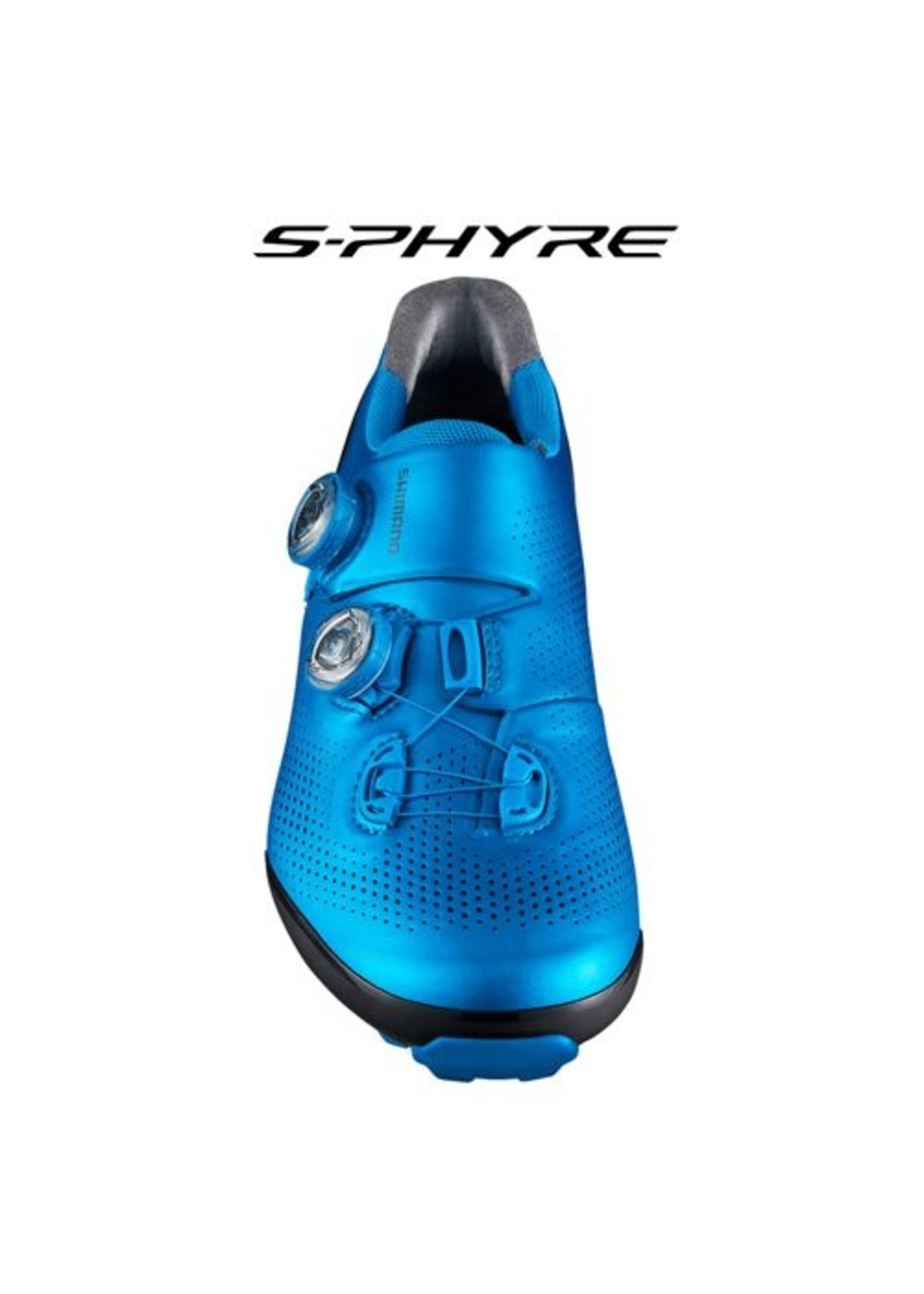 Shimano Shimano S-Phyre Bicycle Shoes Blue