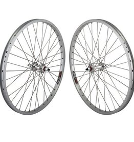Sun Ringle Rhyno Lite 24x1.75'' Wheelset Silver