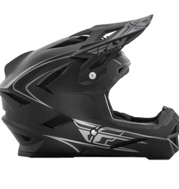 Fly Racing 2017 Fly Default Helmet Matte Black
