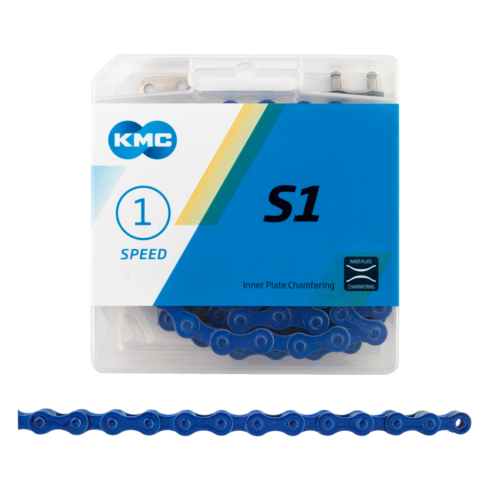 KMC KMC S1 Chain 1/2'' X 1/8''