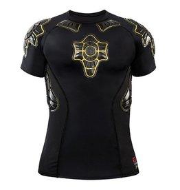 G-Form 2017 G-form Pro-X Compression Shirt Black/Yellow ADT XL