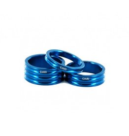 "Ciari Anelli Headset Spacer 1.1/8"" 3/Pk"