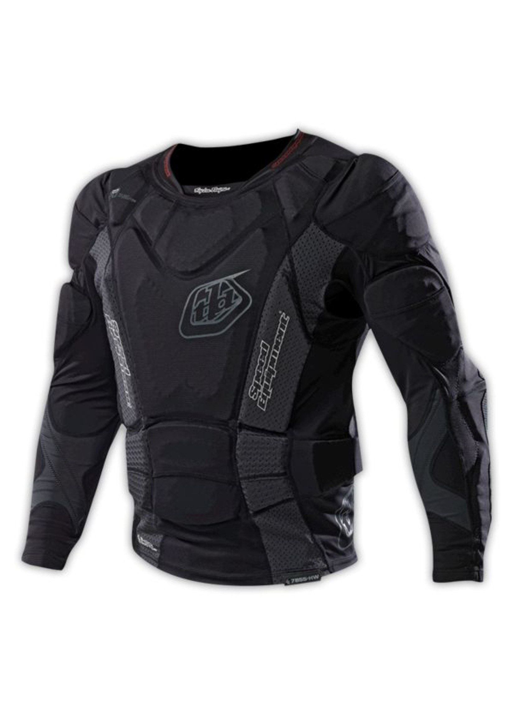 Troy Lee Designs Troy Lee UPL7855-HW LS Shirt